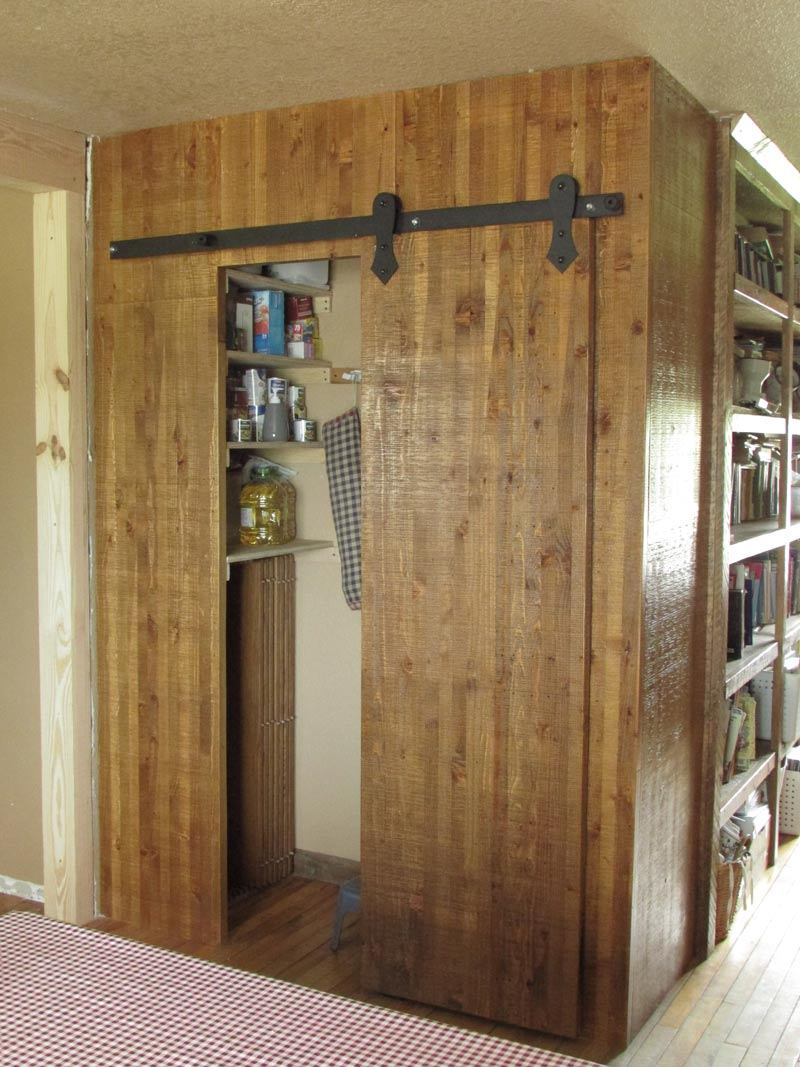 River Valley Woodworks Closet