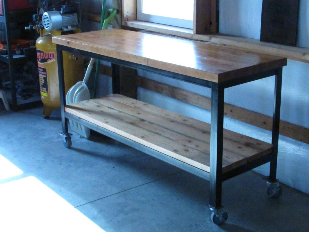 River Valley Woodworks Toolbench