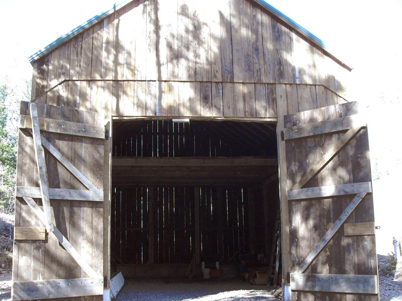 Colorado Barn Makeover