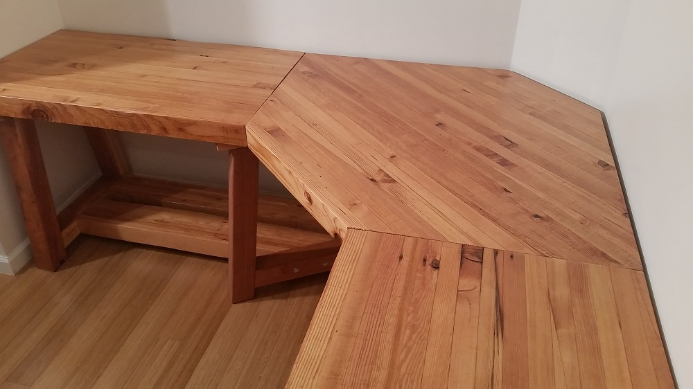 River Valley Woodworks Table