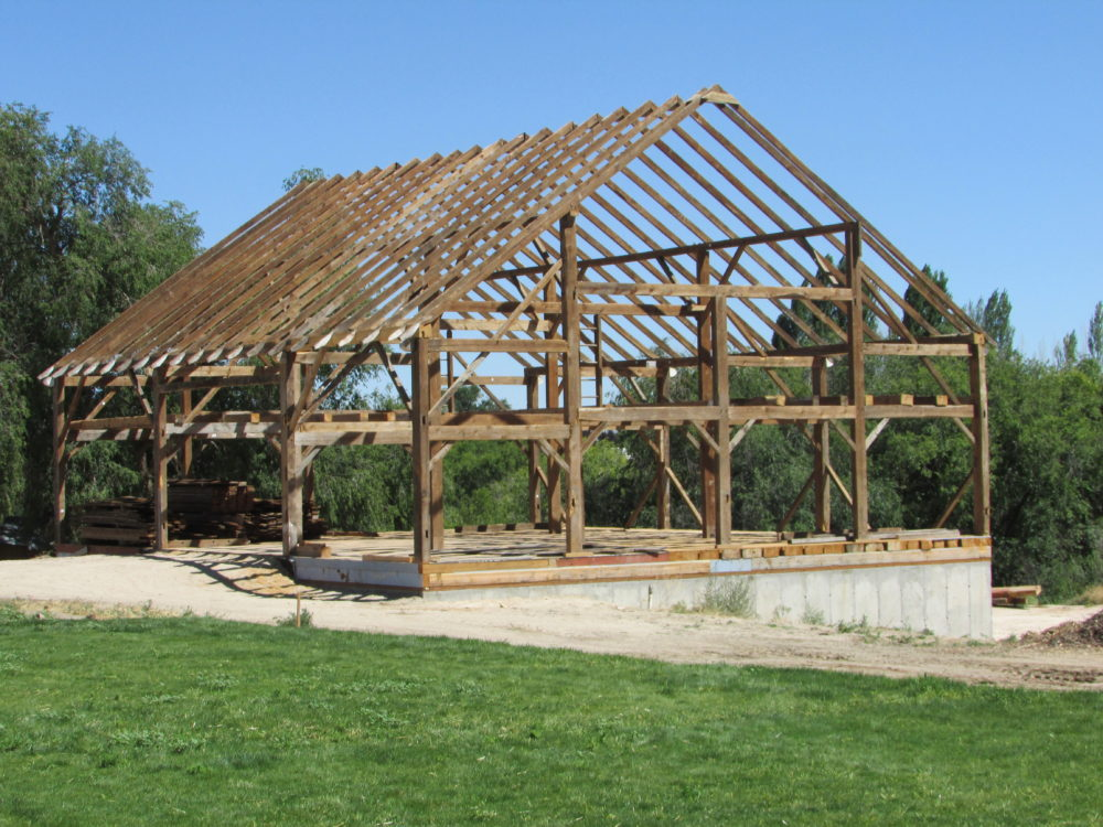 Reclaiming Barns and Beams