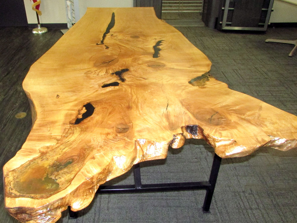 River Valley Woodworks Live Edge Slabs